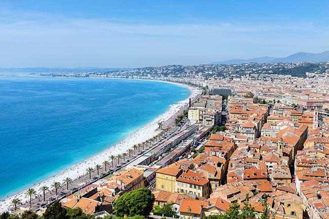 Nice et sa Promenade des Anglais classées au Patrimoine mondial de l'Unesco