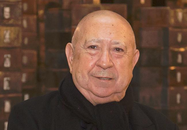 À 76 ans, l'artiste Christian Boltanski a rejoint ses fantômes