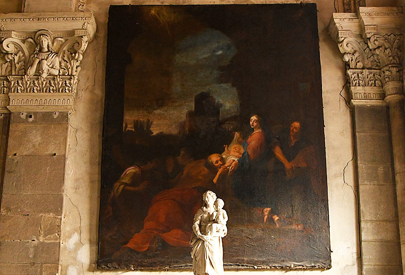 Un « Mays » disparu de Notre-Dame de Paris retrouvé récemment