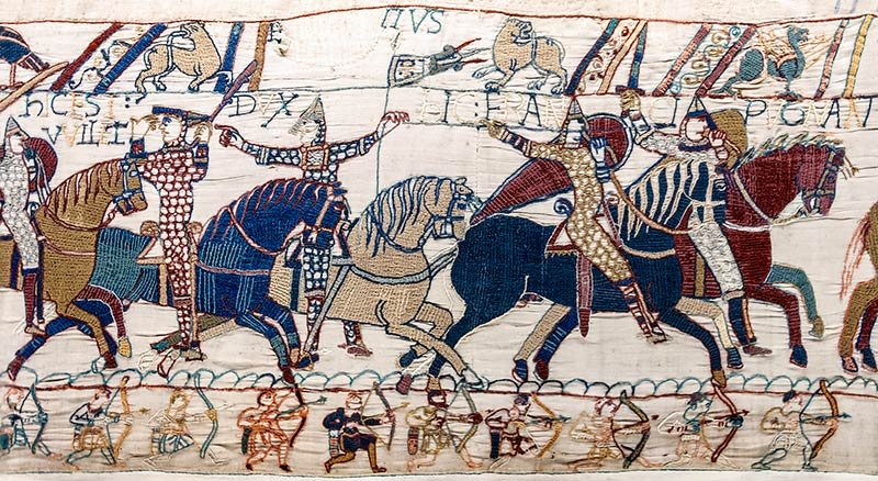 Le prêt de la Tapisserie de Bayeux au Royaume-Uni compromis