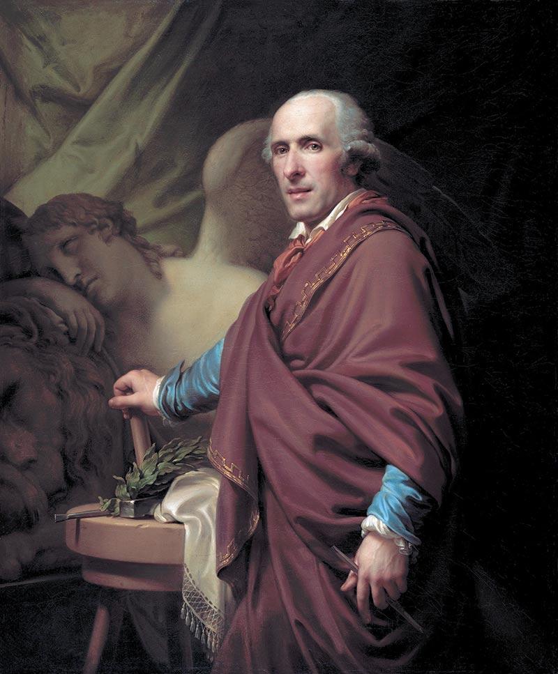 1815 : Canova récupère les œuvres pillées par Napoléon en Italie