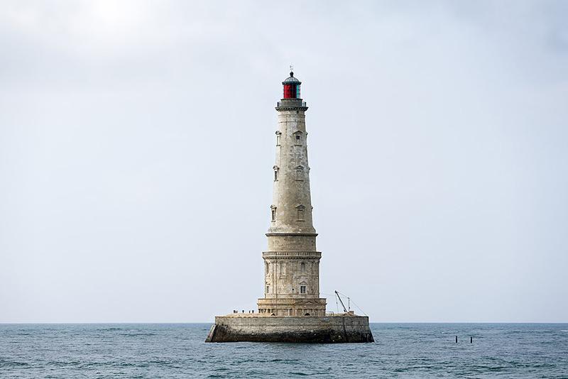Dans l'estuaire de la Gironde, Cordouan, le « roi des phares », sacré par l'Unesco