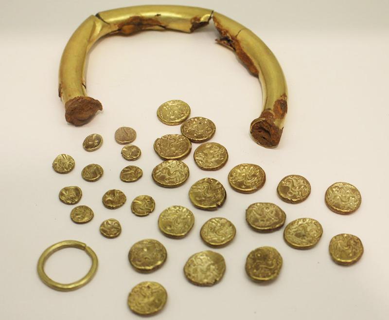 Volées au musée de Douai, des pièces de monnaies anciennes retrouvées en Belgique et restituées