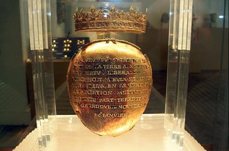 L'écrin du cœur d'Anne de Bretagne volé au musée Dobrée — Nantes