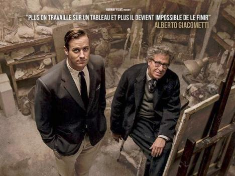 Affiche du film The Final Portrait