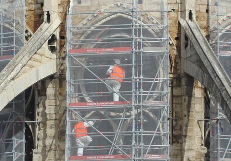 Notre-Dame : les sénateurs opposés aux dérogations en matière d'urbanisme