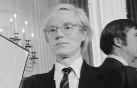 Andy Warhol © Photo National Archives and Records Administration