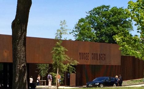 Musée Soulages © Antoby