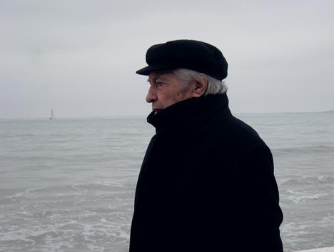 Julio Le Parc en 2011. © Photo Everton Ballardin
