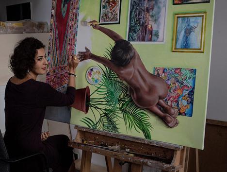 Femmes Peintres Ou Peintres Tout Court 22 Janvier 2020 L œil N 731