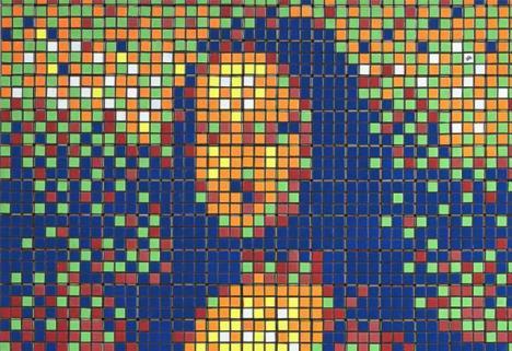 La Joconde en Rubik's cube s'envole à 480.000 euros aux enchères