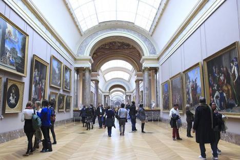 Le Louvre donne accès sur Internet à l'ensemble de ses œuvres