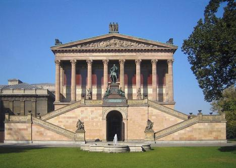 Alte Nationalgalerie à Berlin. © Manfred Brückels, 2005, public domain