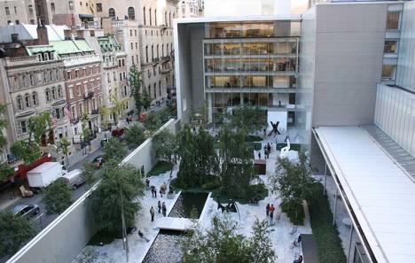 À New York, des activistes veulent « abolir » le MoMA