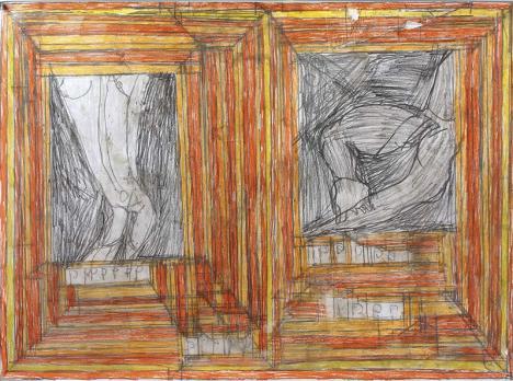 Josef Hofer appartenant à la collection Giacosa-Ferraiuolo. © Collection Giacosa-Ferraiuolo / SIC12 artstudio