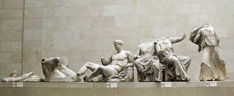 L'UNESCO prend position en faveur de la Grèce au sujet des sculptures du Parthénon conservées au British Museum - 8 octobre 2013 - lejournaldesarts.fr