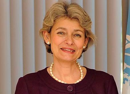 Irina Bokova © Photo UNESCO / Michel Ravassard