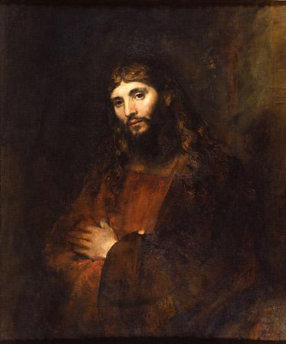 Rembrandt Le Visage Ressuscité Du Christ 18 Mai 2011 Lœil N
