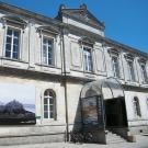 Façade du musée de La Roche-sur-Yon en 2012