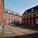 Cour intérieure du musée d'Amsterdam. © Photo Alejandro, 2013, CC BY 2.0.