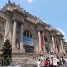 Le Met - Metropolitan Museum of Art - à New York © Photo Clotilde Bednarek / Le Journal des Arts 2019