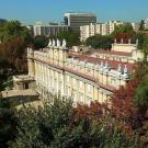 Le Palais de Liria à Madrid. © Photo Outisnn, 2011,