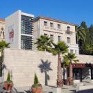 Le Cannet - Le musée Bonnard avec les aménagements autour de la villa Le Bosquet © Photo Mossot, 2011