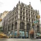 Le bâtiment accueillant Fotografiska New York. © Photo Adrian Gaut