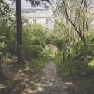 La Villa Radet, site de Montmartre de la cité internationale des arts. © Maurine Tric / Cité internationale des arts