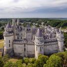 Le Château de Pierrefonds vu du sud. © Christian Gluckman / CMN