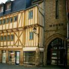 Le Musée des beaux-arts de Vannes ou musée de la Cohue - Photo Fab5669, 2010 - CC-BY-SA 3.0